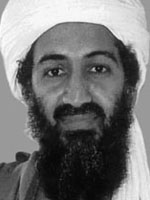 Photograph of Usama Bin Laden