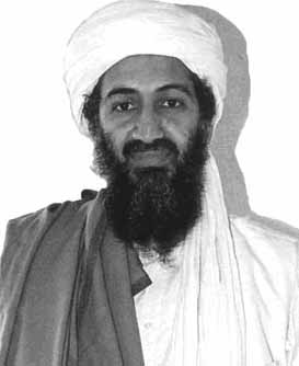Photo of Bin Laden